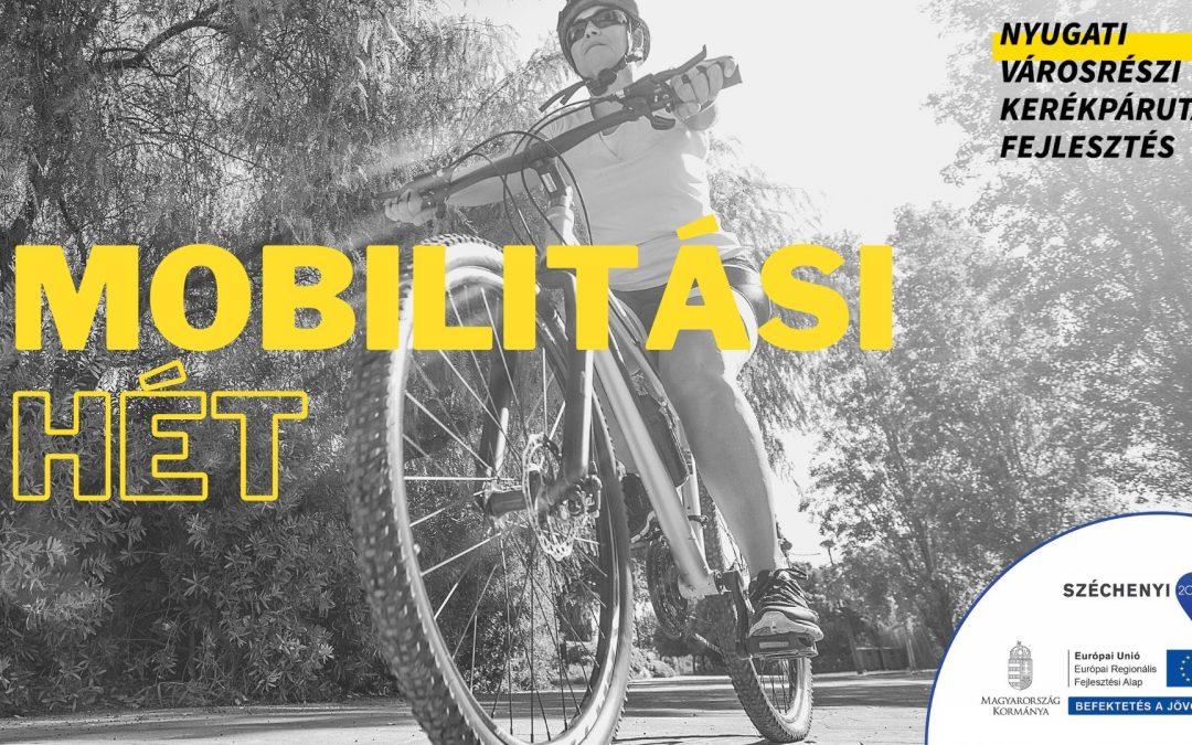 Mobilitási Hét Pécsett 2021. szeptember 16-22.között!